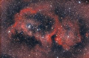 IC 1848 Soul Nebula