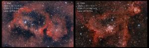 IC 1848 vs IC 1805